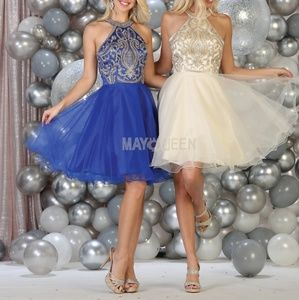 039191d17a28 New formal prom gown. Party homecoming dress. NWT